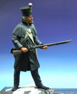 Model Cellar Valley Forge Militia Drummer Boy w//Base Resin Figure 75mm kit