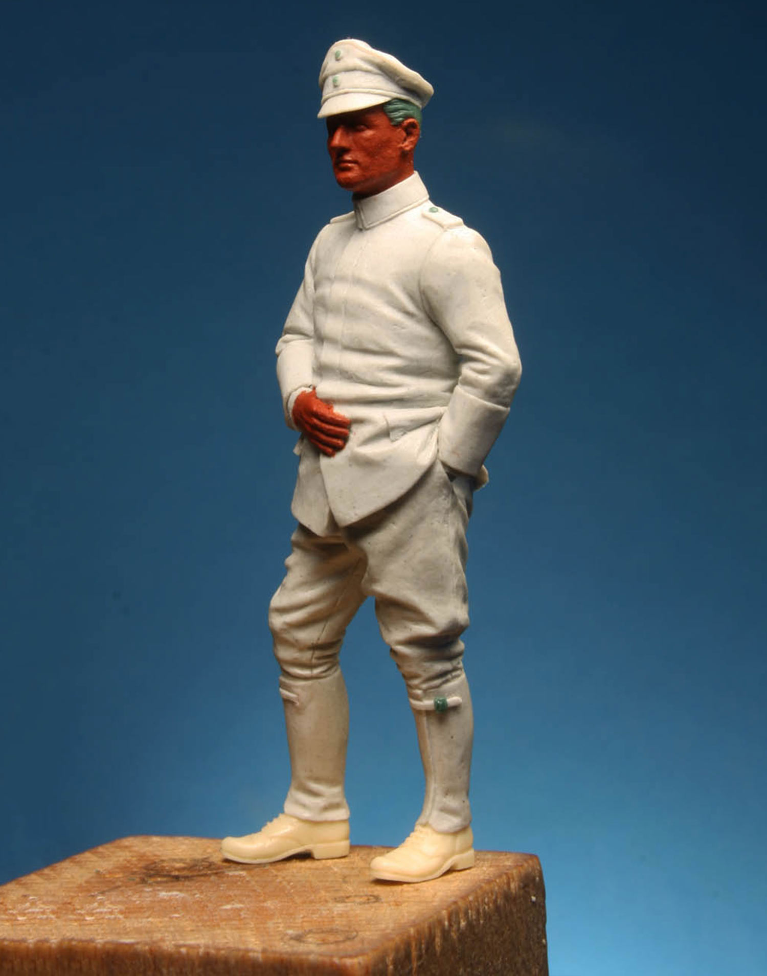 WWI German Infantry Officer