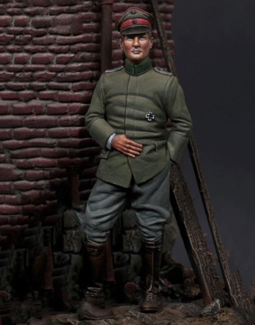 WWI German Infantry Officer
