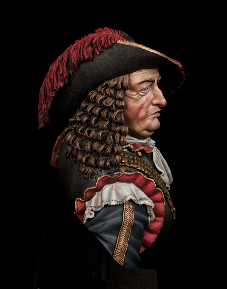 Jean Bart – French Corsair - Side View