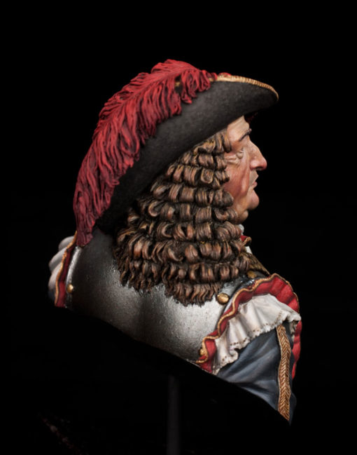 Jean Bart – French Corsair- Back View