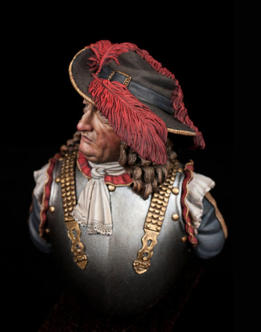 Jean Bart – French Corsair- Front View 2